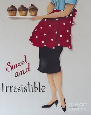 Sweet And Irresistible Original by Catherine Holman