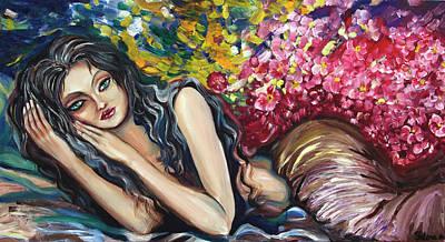 Sweet Dreams Print by Yelena Rubin