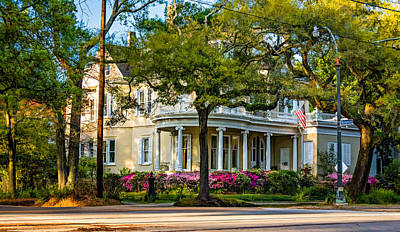 St Charles Digital Art - Sweet Home New Orleans Paint by Steve Harrington