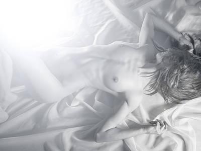 Bodyscape Photograph - Sweet Suurender by Blue Muse Fine Art