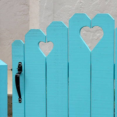 Sweetheart Gate Print by Art Block Collections