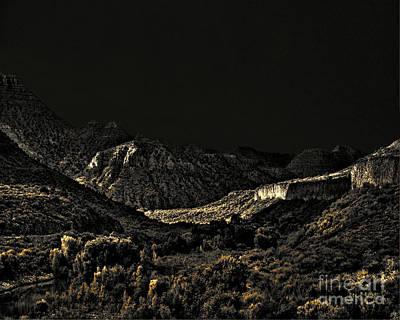Sycamore Canyon Photograph - Sycamore Canyon I by Arne Hansen