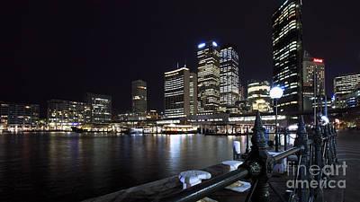Sky Photograph - Sydney Harbour I by Tatjana Popovska