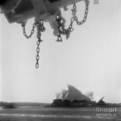 Pinhole Photograph - Sydney Opera House by Colin and Linda McKie