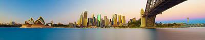 Sydney Skyline Original by Dasmin Niriella