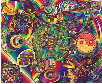Symbologeo D Original by DiNo