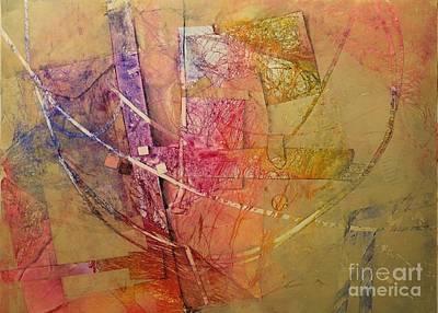 Symphony I Print by Elizabeth Carr