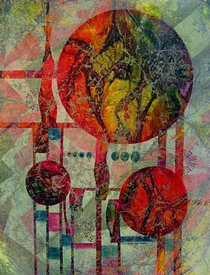 Symphony Of Musical Spheres Original by David Raderstorf