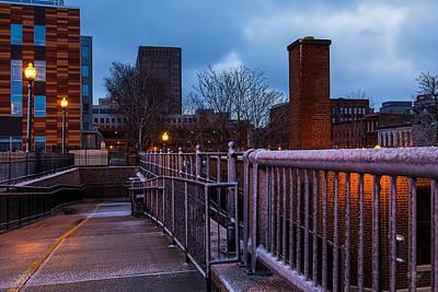 Syracuse Ny Photograph - Syracuse  by Everet Regal