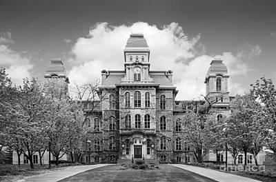 Syracuse Photograph - Syracuse University Hall Of Languages by University Icons