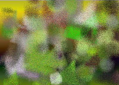 Gray Digital Art - T.1.207.13.7x5.5120x3657 by Gareth Lewis