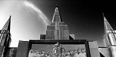 Mitt Romney Photograph - Tabernacle Dream 2 by Samuel Sheats
