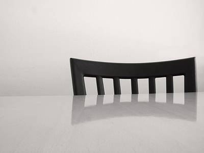 Table And Chairs Photograph - Table And Chair by Don Spenner