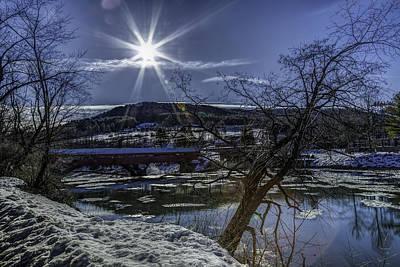 Taftsville Photograph - Taftsville Vermont Covered Bridge View 4 by John Supan