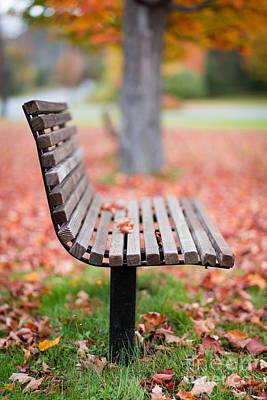 Take A Seat Print by Edward Fielding
