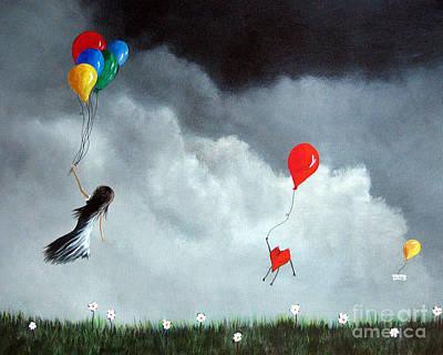 Take Us Home By Shawna Erback Print by Shawna Erback