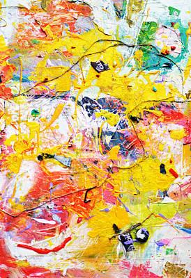 Robert Daniels Painting - Taking Flight by Robert Daniels