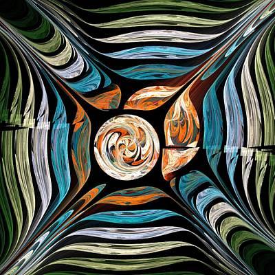 Tale Of Earth Print by Anastasiya Malakhova
