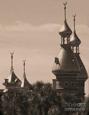Tampa Minarets  Print by Carol Groenen