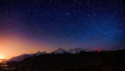 Whistler Photograph - Tantalus Lookout by Alexis Birkill