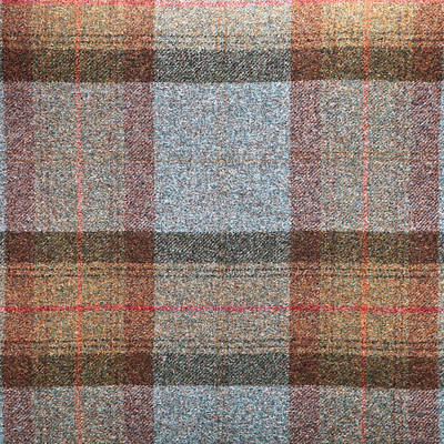 Tartan Wool Print by Tom Gowanlock