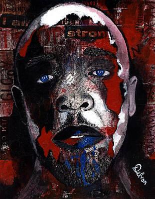 Taste Of Freedom Print by Delvon