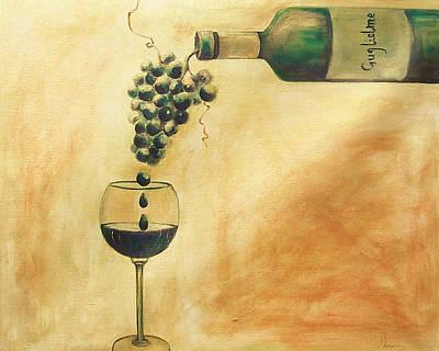 Taste Of Life Print by Sheri  Chakamian