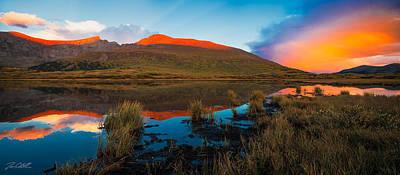 14k Photograph - Tasting The Rainbow by Jon Blake