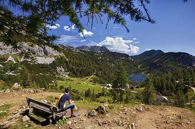 Styria Photograph - Tauplitz Austria by Stockr