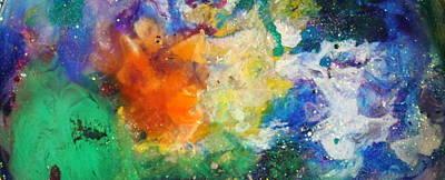 Florid Painting - Taurus11 by Kathleen Fowler