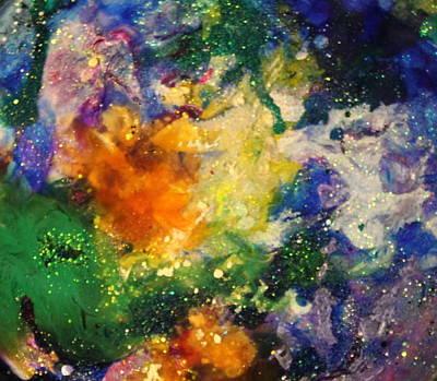 Florid Painting - Taurus15 by Kathleen Fowler