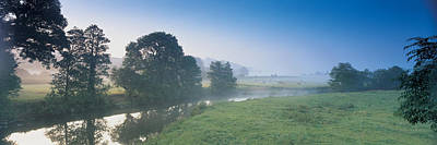 Taw River Near Barnstaple N Devon Print by Panoramic Images