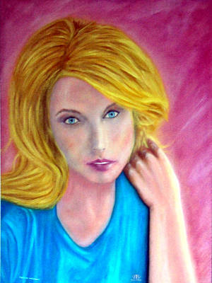 Taylor Swift Painting - Taylor Swift by Dylan Williams