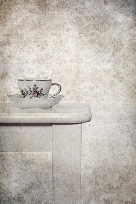 Tea Cup Print by Joana Kruse