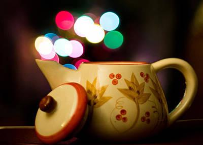 Photograph - Tea Pot by Jerome Obille