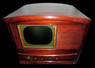 Manufacture Photograph - Television Manufactured By Philco by Universal History Archive/uig
