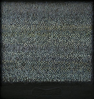 Painting - Television-pillow by Oni Kerrtu