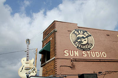 Memphis Recordings Photograph - Tennessee, Memphis by Cindy Miller Hopkins