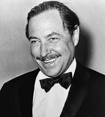 Recognize Photograph - Tennessee Williams by Mountain Dreams
