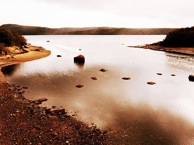Canada Photograph - Terra Nova National Park by Zinvolle Art