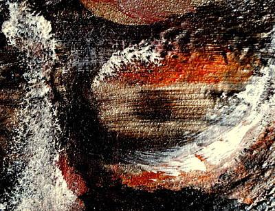 Mosaic Mixed Media - Visionary  by Holly Anderson