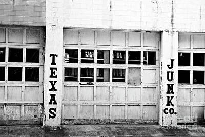 Texas Junk Co. Original by Scott Pellegrin