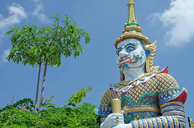 Thailand, Ko Samui (aka Koh Samui Print by Cindy Miller Hopkins