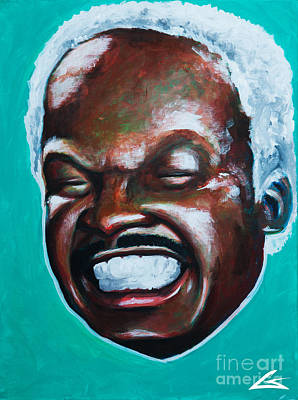 Barbershop Painting - That Boy Good by Charles Edwards