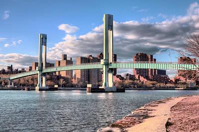 The 103th Street Bridge  Print by JC Findley