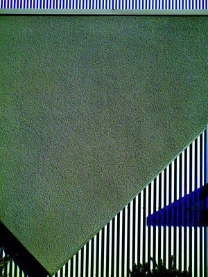 The Algebra Of Geometry Print by Randall Weidner