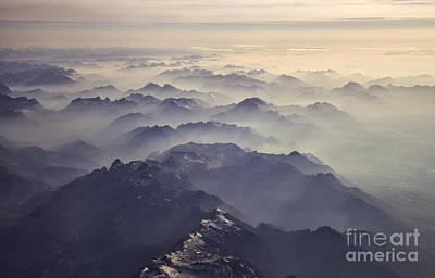 The Alps Original by Marko Korosec