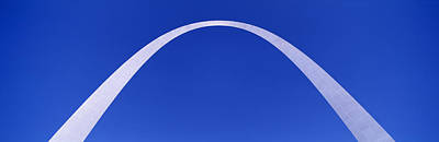Arches Memorial Photograph - The Arch, St Louis, Missouri, Usa by Panoramic Images