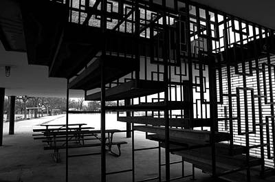 Light And Dark Photograph - The Architect by Diana Angstadt
