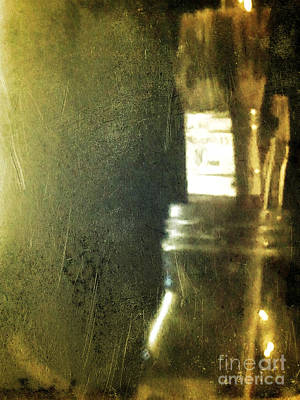 Painter Photograph - The Artists Tools by Isabella Abbie Shores